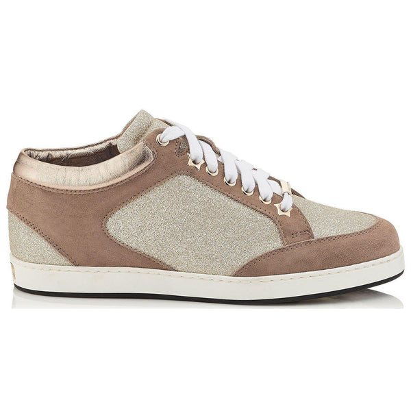 JIMMY CHOO Miami Low Trainer-OZNICO