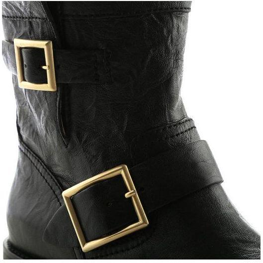 JIMMY CHOO Women's Youth Ankle Boot-OZNICO