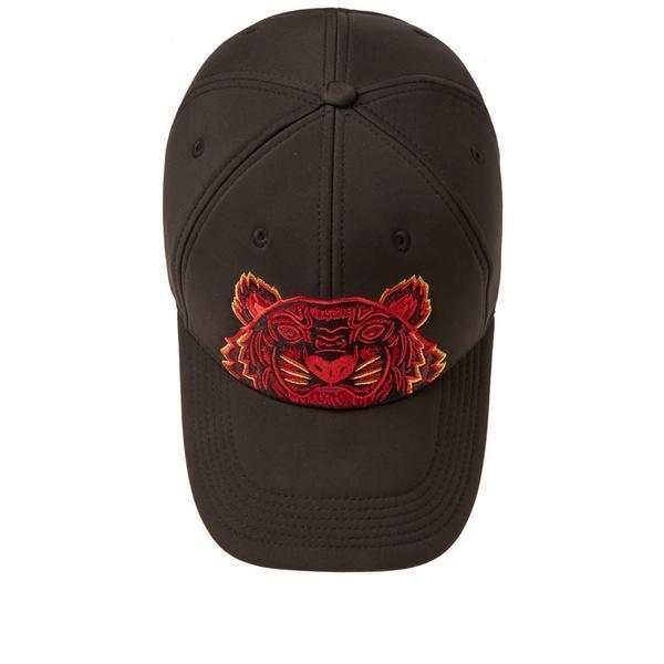 451a33fb KENZO Chinese New Year Cap, Black – OZNICO