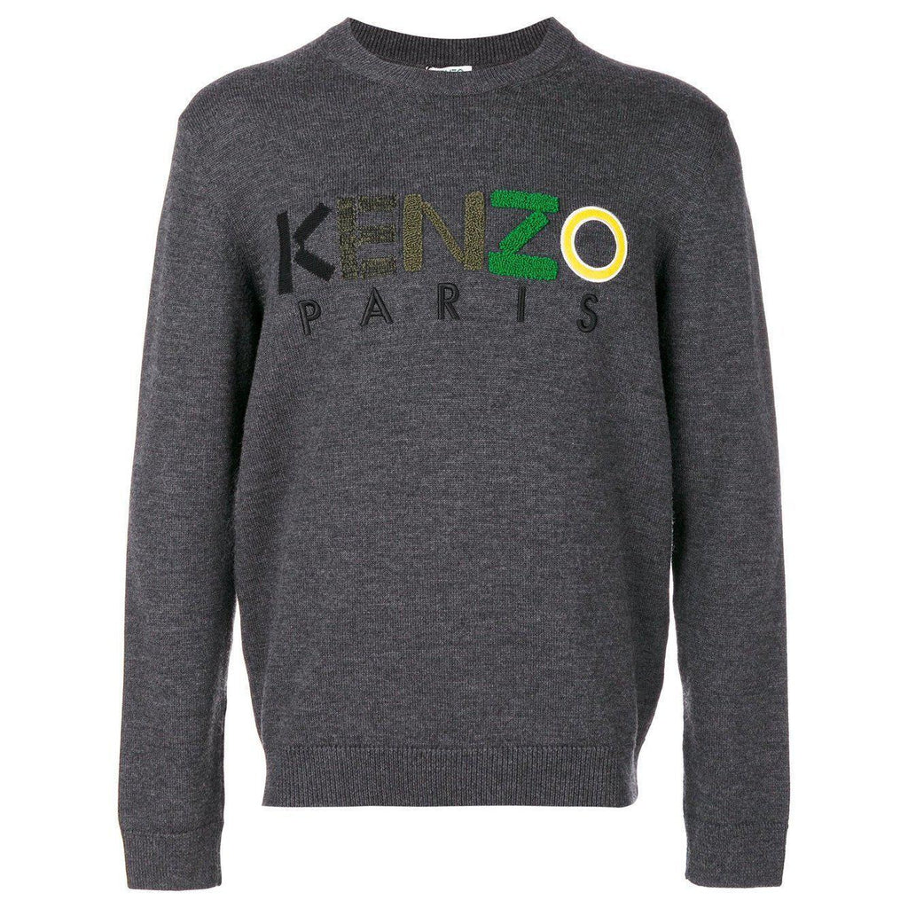66d90d964 KENZO Knitted Sweater – OZNICO