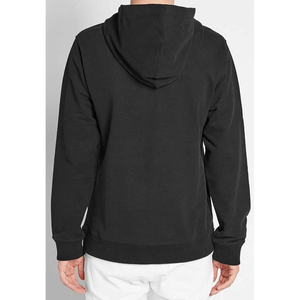 KENZO Signature Hooded Sweatshirt, Black-OZNICO