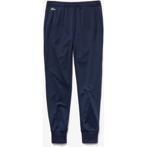 LACOSTE Sport Tennis Trackpants, Navy Blue-OZNICO
