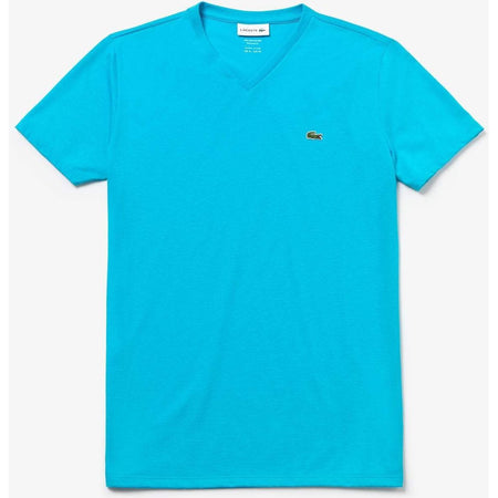 9832a51b LACOSTE V-Neck Pima Cotton Jersey T-Shirt, Turquoise. $ 49.50. KENZO Bamboo  Tiger ...
