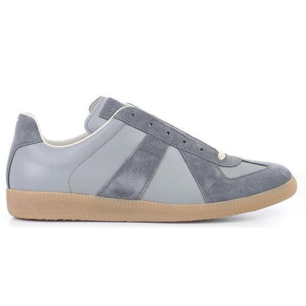 MAISON MARGIELA Replica Low, Graphite-OZNICO