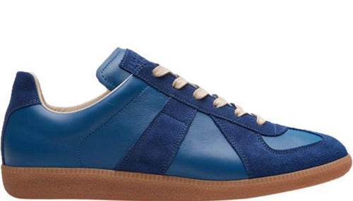 MAISON MARGIELA Replica Low, Reef Blue-OZNICO
