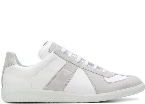 MAISON MARGIELA Replica Low Sneakers, Off White-OZNICO
