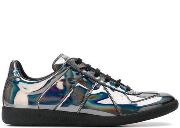 MAISON MARGIELA Replica Low Trainer, Reflective-OZNICO