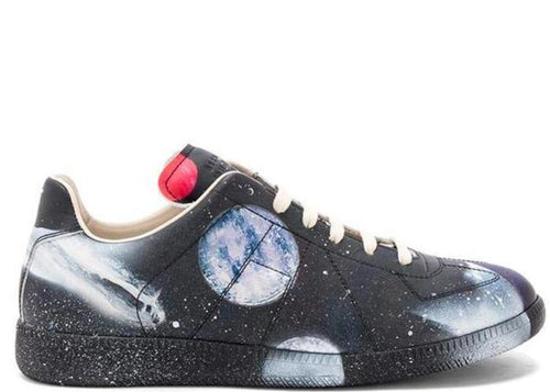 MAISON MARGIELA Replica Low Trainer, Space Print-OZNICO
