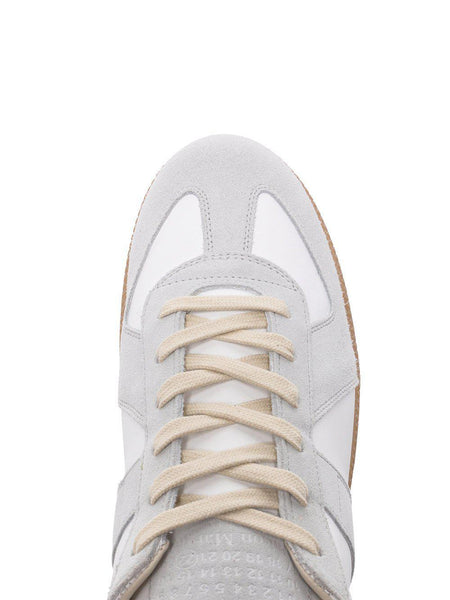 MAISON MARGIELA Replica Low Trainer, White-OZNICO