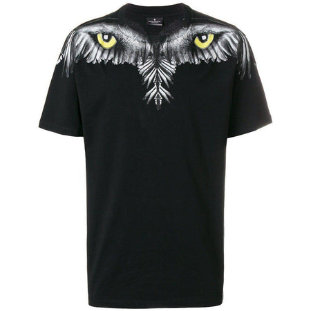 MARCELO BURLON Eagle T-Shirt, Black/ Multi
