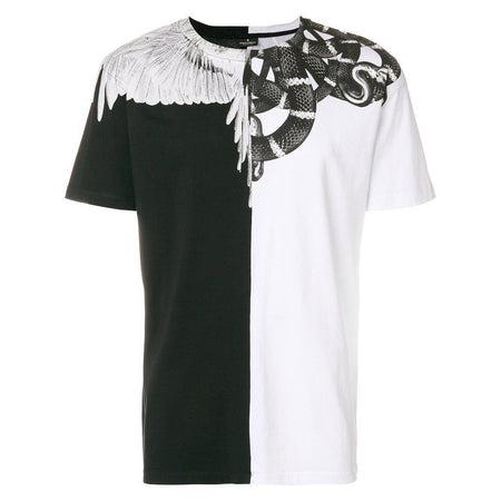 MARCELO BURLON Heart Wings T-Shirt, White