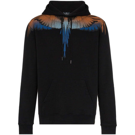 MARCELO BURLON Wings T-Shirt, Blue