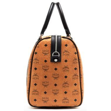 MCM Color Visetos Weekend Duffle Bag-OZNICO