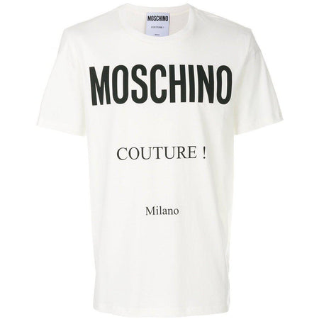 MOSCHINO Couture Milano Sweater, Black
