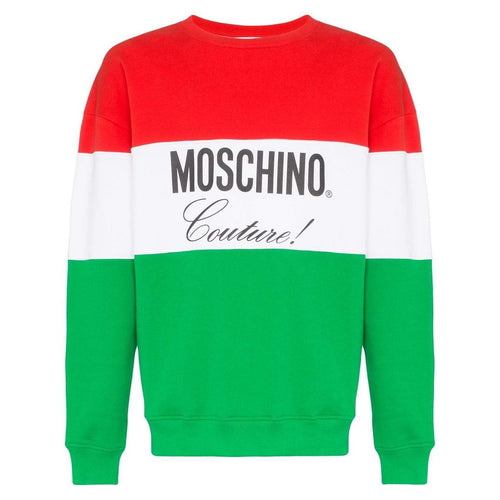MOSCHINO Couture Sweatshirt, Multi-OZNICO