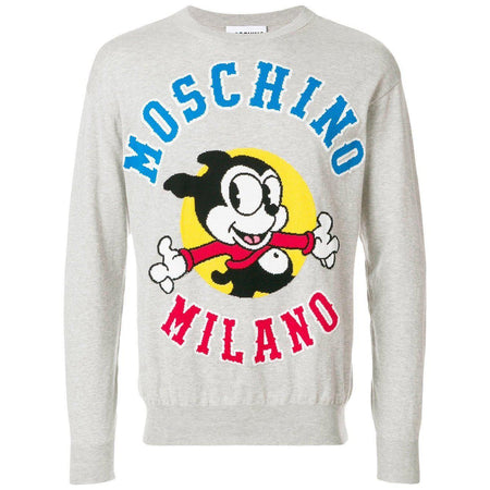 MOSCHINO Playboy T-shirt, White