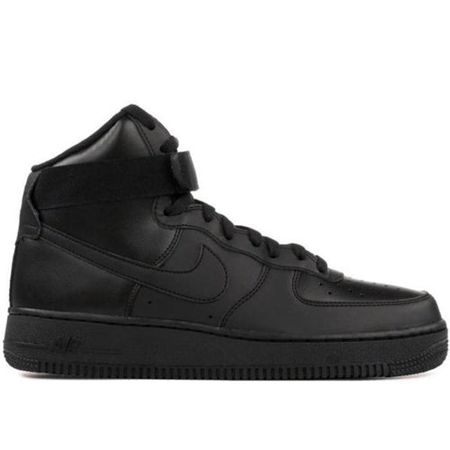NIKE Air Force 1 High '07, Black-OZNICO