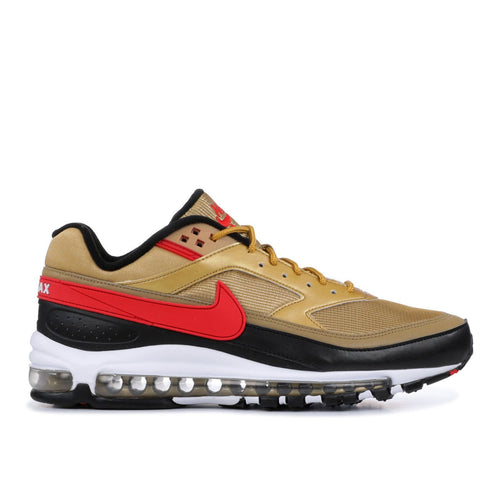 "NIKE Air Max 97/ BW, ""Metallic Gold""-OZNICO"