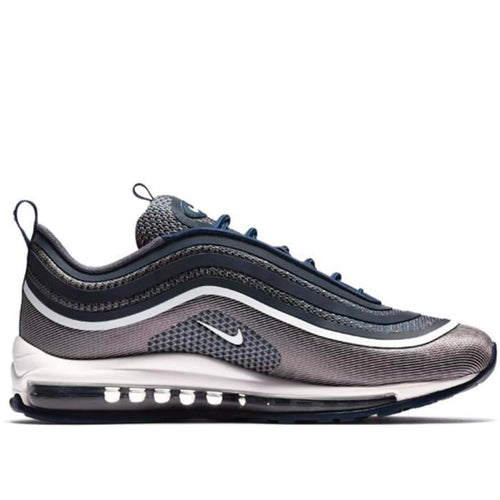 NIKE Air Max 97 UL '17, Navy/White/Light Carbon-OZNICO