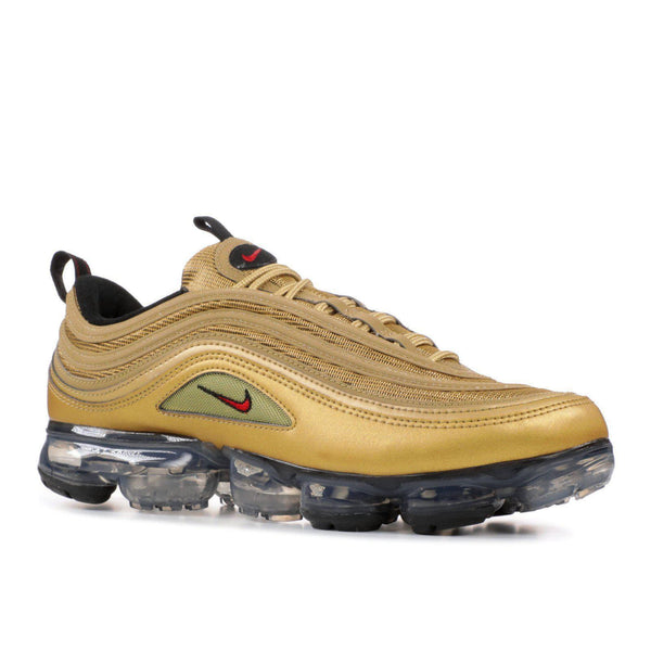 "NIKE Air Vapormax '97, ""Metallic Gold""-OZNICO"