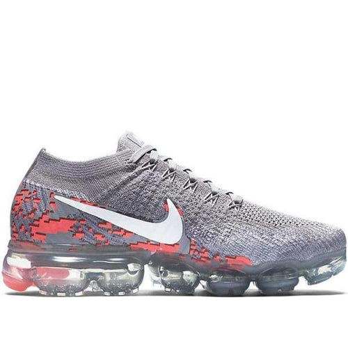 NIKE Air Vapormax Flyknit, Atmosphere Grey-OZNICO