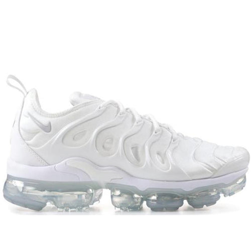"Nike Air Vapormax Plus, ""Triple White""-OZNICO"