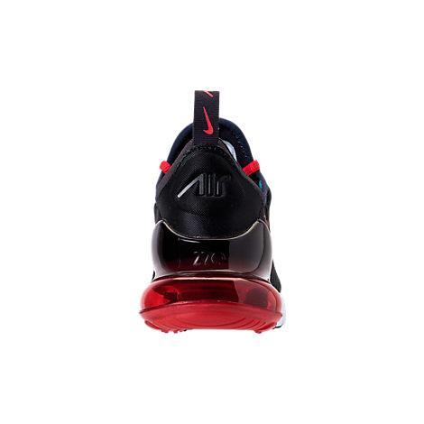 huge selection of 5ea88 7c274 NIKE WMNS Air Max 270, Oil Grey/ Speed Red