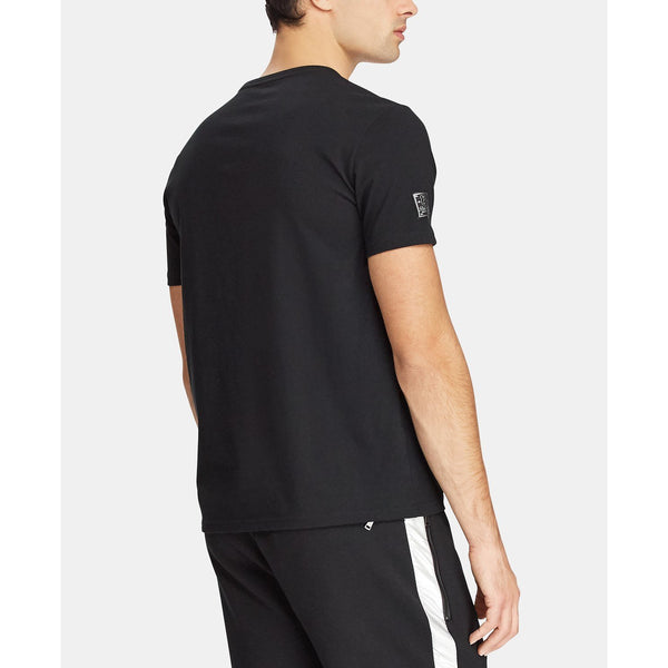 POLO RALPH LAUREN Active Fit Performance P-Wing T-Shirt, Black-OZNICO