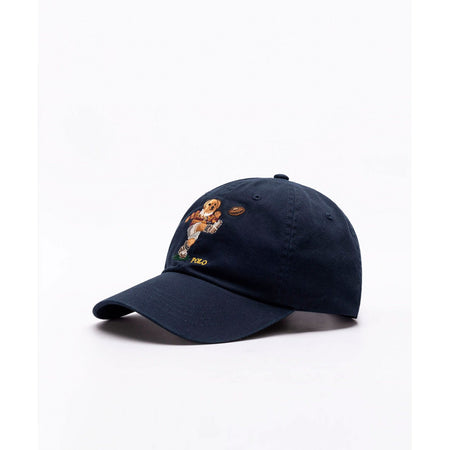 POLO RALPH LAUREN Modern Loft Bucket Hat, Newport Navy