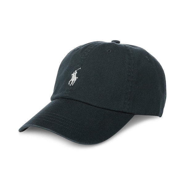 POLO RALPH LAUREN Classic Cap, Dark Carbon Grey-OZNICO