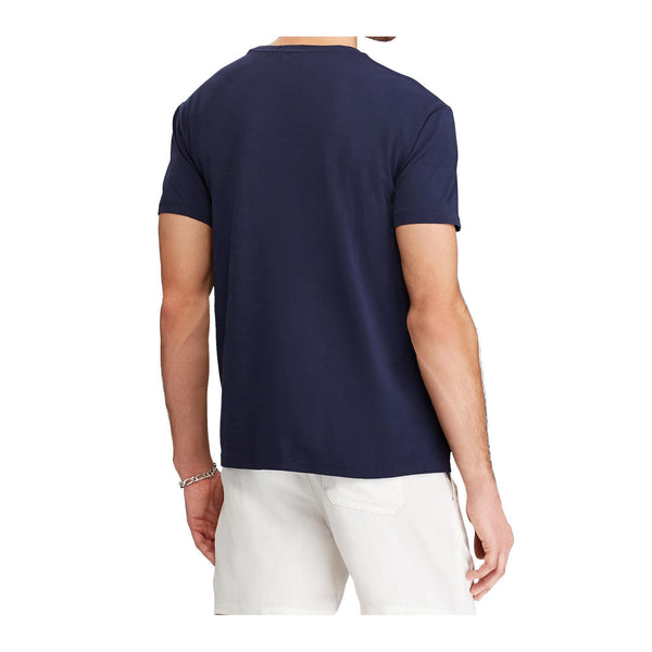 POLO RALPH LAUREN CP-93 Classic Fit T-Shirt, Navy-OZNICO