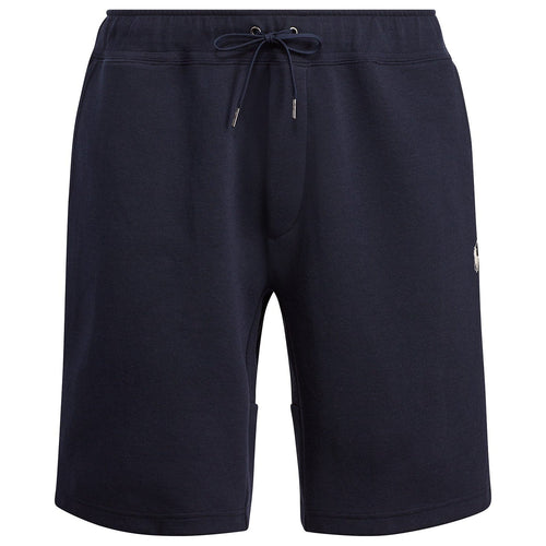 POLO RALPH LAUREN Double-Knit Active Shorts, Aviator Navy-OZNICO