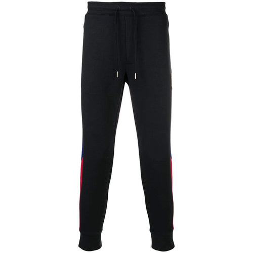 POLO RALPH LAUREN Double Knit Tech Sweatpant, Black-OZNICO