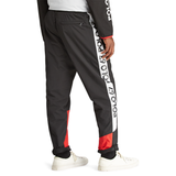 POLO RALPH LAUREN Graphic Track Pant, Black-OZNICO