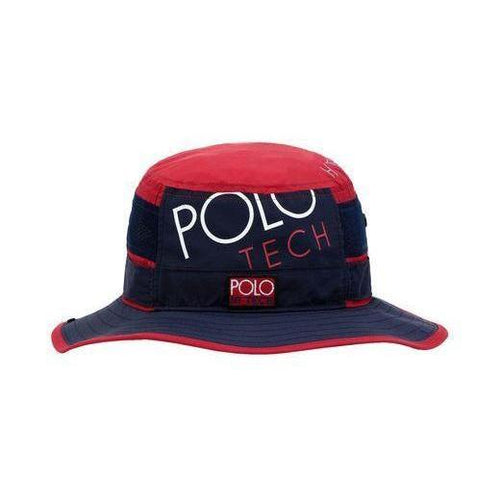 POLO RALPH LAUREN Hi Tech Booney Hat, Multi-OZNICO