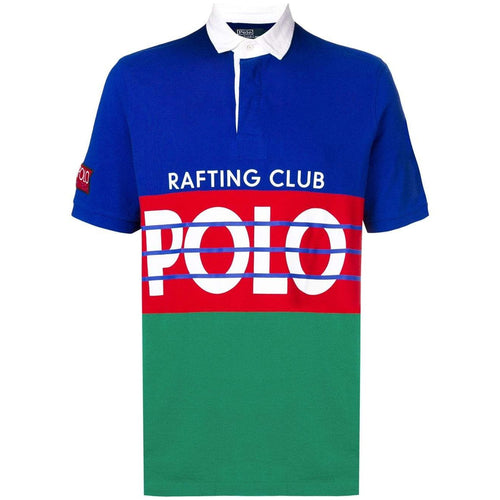 POLO RALPH LAUREN Hi Tech Classic Fit Mesh Rugby, Royal-OZNICO