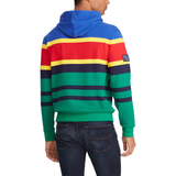 POLO RALPH LAUREN Hi Tech Double-knitted Hoodie, Multi-OZNICO