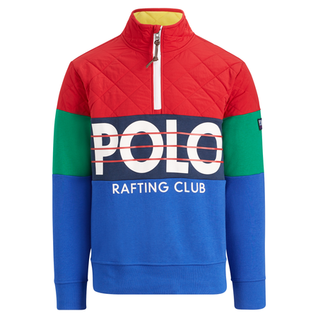 POLO RALPH LAUREN Hi Tech Light Weight Hoodie, Multi