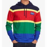 POLO RALPH LAUREN Hi Tech Light Weight Hoodie, Multi-OZNICO
