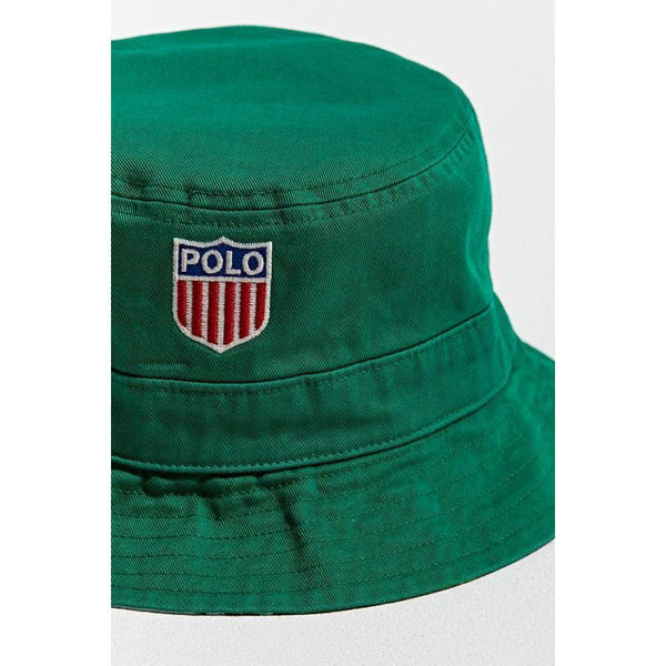 1805e39950e17 ... POLO RALPH LAUREN Twill Chariots Of Fire Bucket Hat, Multi-OZNICO