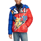 POLO RALPH LAUREN Water-Repellent Down Jacket, Multi-OZNICO