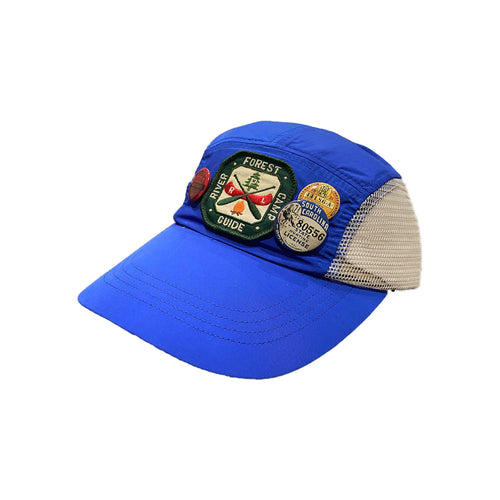 POLO RALPH LAUREN Saranac Lake 5 Panel Cap, Blue