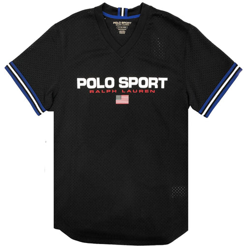 POLO RALPH LAUREN Polo Sport Performance Mesh, Black