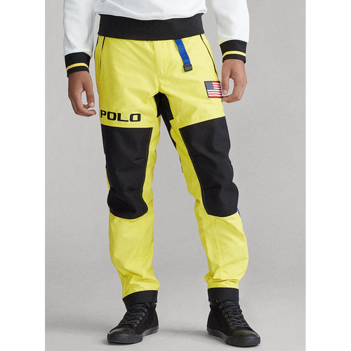 POLO RALPH LAUREN Ski 92 Alpine Water-Repellant Pants, Yellow/Black