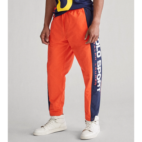 POLO RALPH LAUREN Polo Sport Warm-Up Pant, Orange