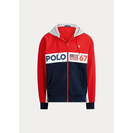 POLO RALPH LAUREN OG V-Bucket Windbreaker, Multi