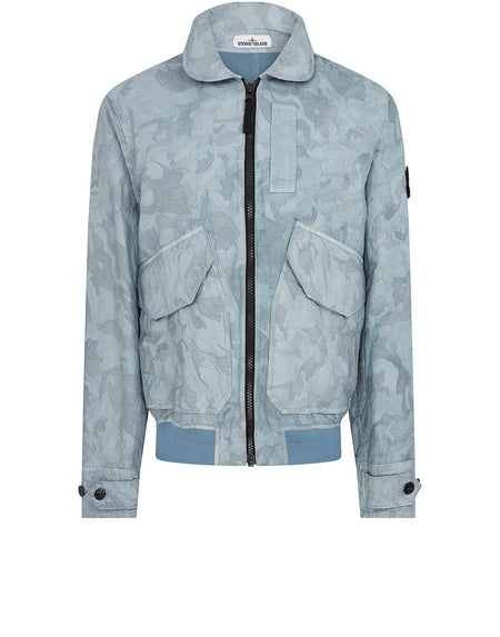 STONE ISLAND REAL DOWN OUTERWEAR