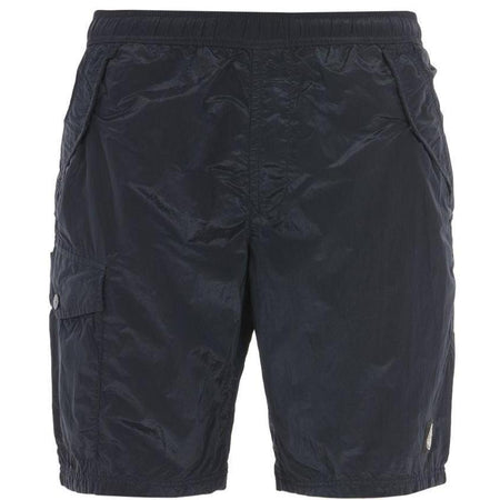 STONE ISLAND Nylon Metal Swimming Shorts, Blue