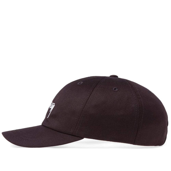 STUSSY Suiting Low Pro Cap, Wine-OZNICO