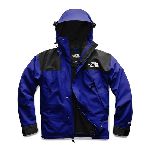 THE NORTH FACE 1990 Mountain Jacket GTX, Aztec Blue-OZNICO
